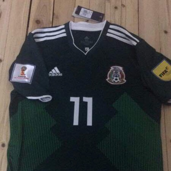 265ea0ac2 adidas Other - Mexico National Team Authentic Jersey